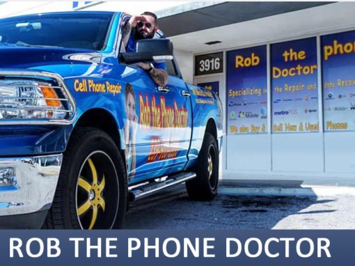 Rob the Phone Doctor